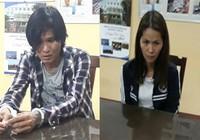 Vũng Tàu: Bắt khẩn cấp hai vợ chồng buôn ma túy