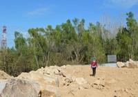 Vũng Tàu: Chưa được giao đất đã phá núi làm dự án
