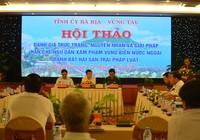 4 năm, hơn 1.000 ngư dân Bà Rịa-Vũng Tàu bị bắt giữ
