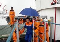 Tàu cá BR-VT cứu sống 1 thuyền viên Malaysia gặp nạn