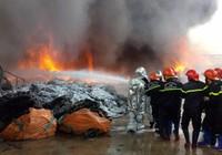 Điều tra vụ cháy làm đổ cột néo điện 110 KV