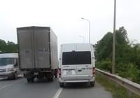 Có vi phạm khi không nhường đường cho xe xin vượt?