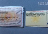 Cấp đổi giấy phép lái xe thẻ nhựa ở đâu?