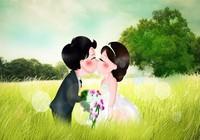 Sống chung từ trước, giờ kết hôn tính vợ chồng khi nào?