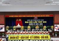 Khai mạc Đại hội Đảng bộ tỉnh Quảng Nam lần thứ XXI