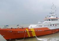 Điều tàu cứu nạn cấp cứu ngư dân bị tai biến mạch máu não