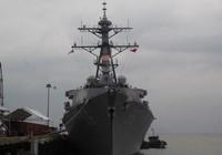 Cận cảnh khu trục hạm tốt nhất thế giới của Mỹ