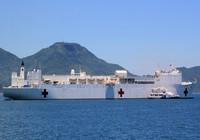 Tàu USNS Fall River Hải quân Mỹ sẽ tới Đà Nẵng