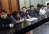 7 thanh niên đập phá hàng loạt ô tô ở Đà Nãng bị bắt