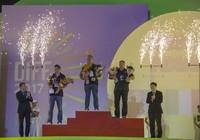 Ngỡ ngàng đêm chung kết lễ hội pháo hoa Đà Nẵng