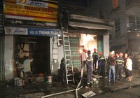 Cả căn nhà bị thiêu rụi tại trung tâm Đà Nẵng