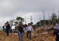 Cho phép xây kè chống sạt lở 40 móng biệt thự Sơn Trà