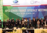 Hội nghị quan chức tài chính cao cấp APEC khai mạc