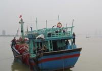 23 thuyền viên gặp nạn trên biển được cứu an toàn