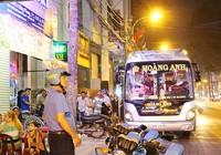 Xe khách vẫn 'lộng hành' trên đường cấm