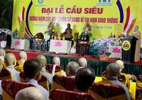 Xúc động lễ cầu siêu cho 800 nạn nhân mất do tai nạn