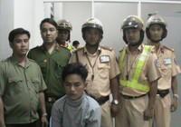 CSGT Rạch Chiếc phối hợp bắt tên trộm lẩn trốn 3 tháng