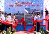 TP.HCM khánh thành đường mang tên ông Võ Trần Chí