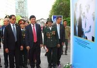 Triển lãm ảnh 50 năm quan hệ Việt Nam – Campuchia