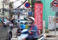 TP.HCM: Bắt được toàn 'xe lạ' đi vào đường cấm