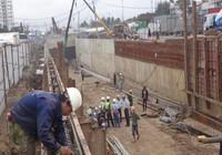 Gấp rút hoàn thành hầm chui tại nút giao Mỹ Thủy