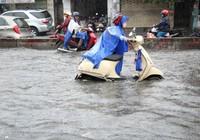 Từ 5-12 bắt đầu chống ngập ở đường Huỳnh Tấn Phát