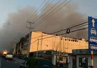Diễn biến mới vụ cháy ở Cần Thơ: Lửa đang bùng trở lại