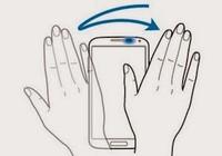 Xài smartphone mà không cần chạm