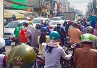 TP.HCM muốn thu phí 'dịch vụ đô thị lớn' luật chưa nêu