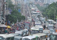 Thủ tướng bàn cách gỡ kẹt xe cho TP.HCM
