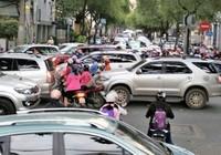 TP.HCM lên phương án hạn chế ô tô cá nhân