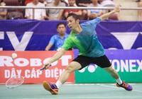 Tiến Minh gác vợt tại vòng ba Việt Nam Open
