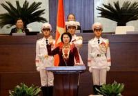 Bà Nguyễn Thị Kim Ngân làm Chủ tịch Quốc hội