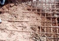 Nhà thầu thừa nhận sai phạm vụ móng cột điện 'bê tông trộn đất'