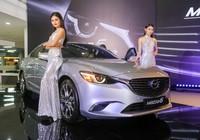 Ngắm Mazda6 2017 có giá từ 975 triệu đồng