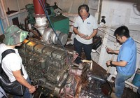 Bộ Công an thanh tra vụ đóng tàu vỏ thép ở Bình Định