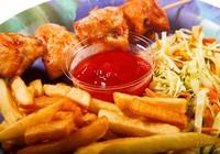 Ăn đồ ăn nhanh quá nhiều dễ làm tắt nghẽn não