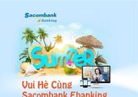 Vui hè cùng Sacombank eBanking