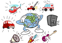 Ô nhiễm tiếng ồn: Phá vỡ cân bằng tự nhiên
