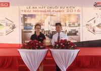 FUSO khởi động chuỗi hành trình xuyên Việt