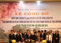 Agribank: Ký thỏa thuận hợp tác với UBND tỉnh Lâm Đồng