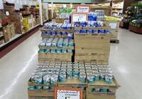 Sản phẩm sữa đặc của Vinamilk đã có mặt tại Mỹ
