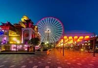 Sôi động Đêm hội sắc màu châu Á tại Đà Nẵng