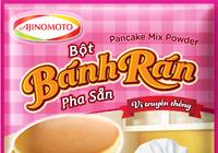 Bột bánh rán pha sẵn Ajinomoto: Lựa chọn tiện lợi