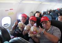 Vietjet mở hai đường bay mới đến Bangkok, Busan