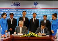 MB ký hợp đồng liên doanh cùng Shinsei Bank  