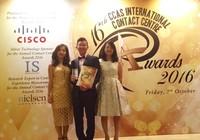 DKSH Việt Nam nhận giải thưởng về chăm sóc khách hàng