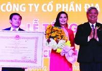 Địa ốc Kim Oanh nhận huân chương Lao động hạng Ba