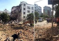 Nghi phạm gây nổ hàng loạt ở Trung Quốc đã bị bắt
