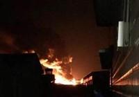 Thiên Tân rung chuyển: Lại nổ hóa chất trong đêm